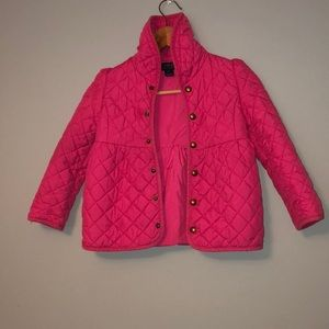 Polo Ralph Lauren Pink quilted jacket
